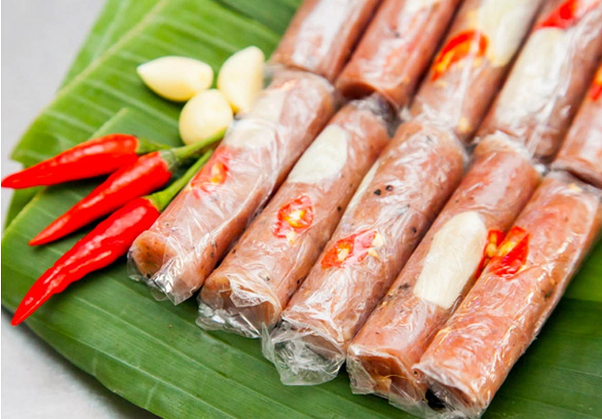 Nem chua Đại Từ - Ẩm thực - Việt Giải Trí