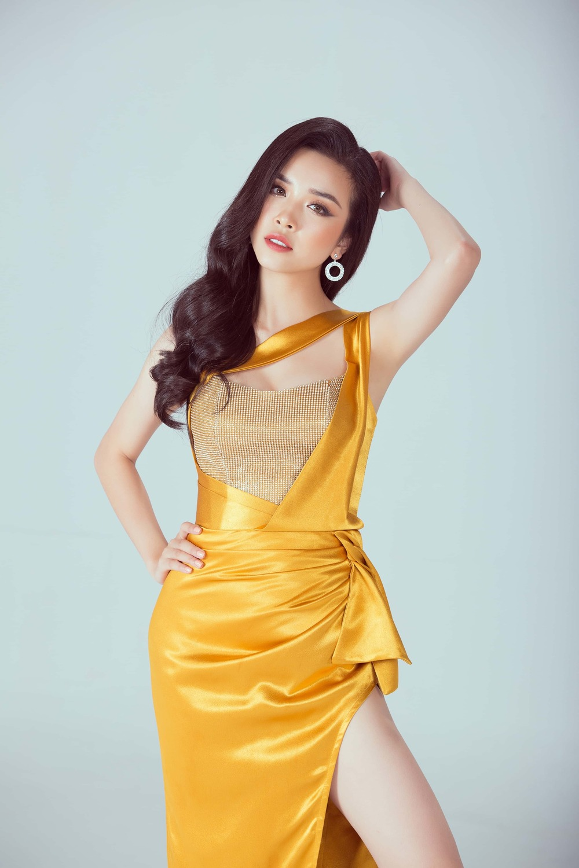 Thúy An diện áo bà ba trong clip giới thiệu Miss Intercontinental - Hình 5