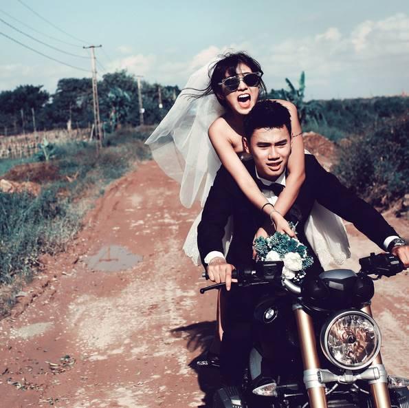 Yến Trang gợi ý váy cưới thanh thoát cho nàng mảnh mai - Hình 7