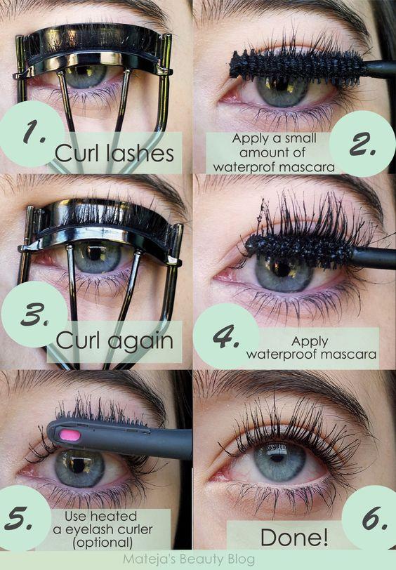 Mỗi ngày một mẹo: Cách đơn giản hack đôi lông mi vừa tơi vừa dài vừa cong vút - Hình 5