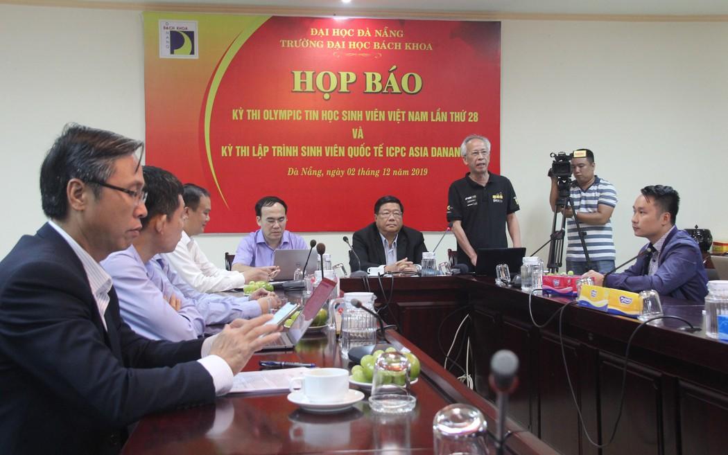 700 sinh viên công nghệ thông tin sẽ so tài ở Đà Nẵng - Hình 1
