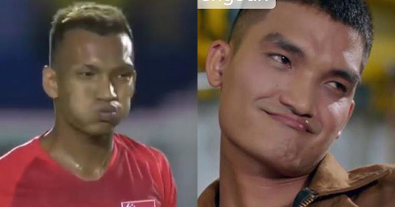 Anh em sinh đôi của Mạc Văn Khoa đầu quân cho tuyển U22 Singapore đối đầu U22 Việt Nam? - Hình 1