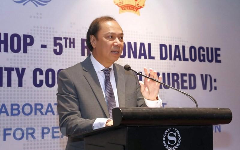 ASEAN - Liên Hợp Quốc đối thoại về hợp tác chính trị - an ninh - Hình 1