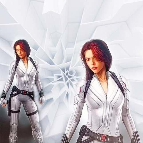 Black Widow: Giải thích về trang phục trắng và lịch sử trong truyện tranh của nhân vật! - Hình 1