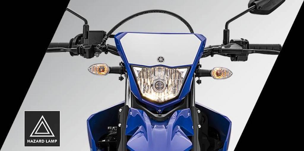 Cầm khoảng 90 triệu đồng, dân chơi Việt chuẩn bị mua được cào cào giá rẻ Yamaha WR155R? - Hình 2