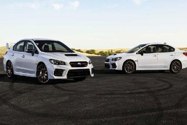 Chi tiết Subaru WRX & WRX STI 2020, giá từ 810 triệu đồng - Hình 1