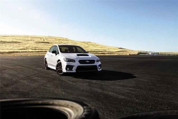 Chi tiết Subaru WRX & WRX STI 2020, giá từ 810 triệu đồng - Hình 2