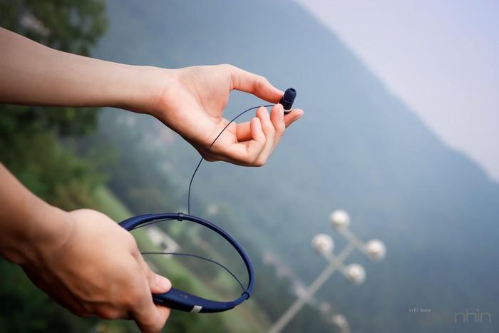 Đánh giá tai nghe bluetooth stereo LG Tone Pro HBS-780: chất ổn, đeo thoải mái, pin lâu - Hình 2