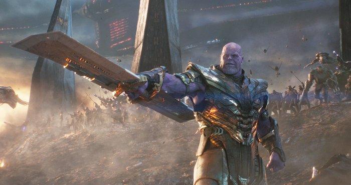 Đây là tạo hình Thanos thời thanh xuân trong Avengers: Endgame sẽ khiến bạn... mất ngủ! - Hình 1