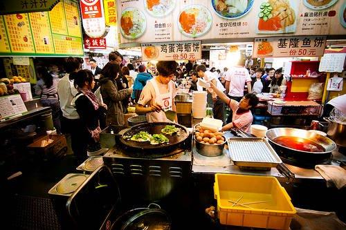 Đi chợ đêm Đài Loan - Hình 2