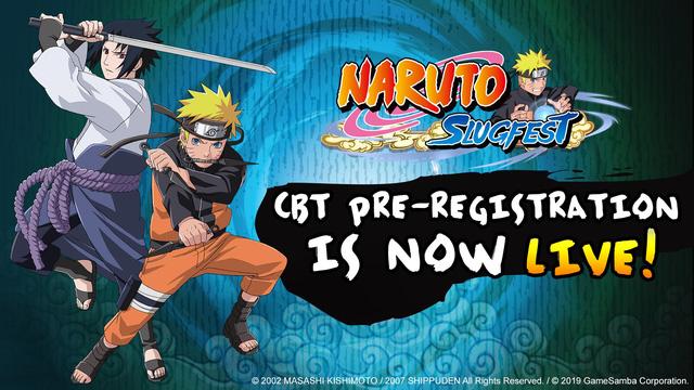 Game thế giới mở độc đáo Naruto: Slugfest rục rịch ra mắt tại Đông Nam Á - Hình 1