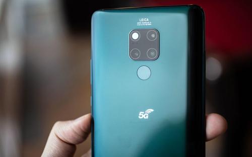 Huawei kỳ vọng bán được 50 triệu smartphone 5G năm sau - Hình 1