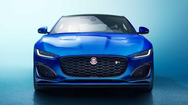 Jaguar F-Type 2021 ra mắt với diện mạo mới mạnh mẽ hơn - Hình 1