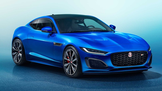 Jaguar F-Type 2021 ra mắt với diện mạo mới mạnh mẽ hơn - Hình 2