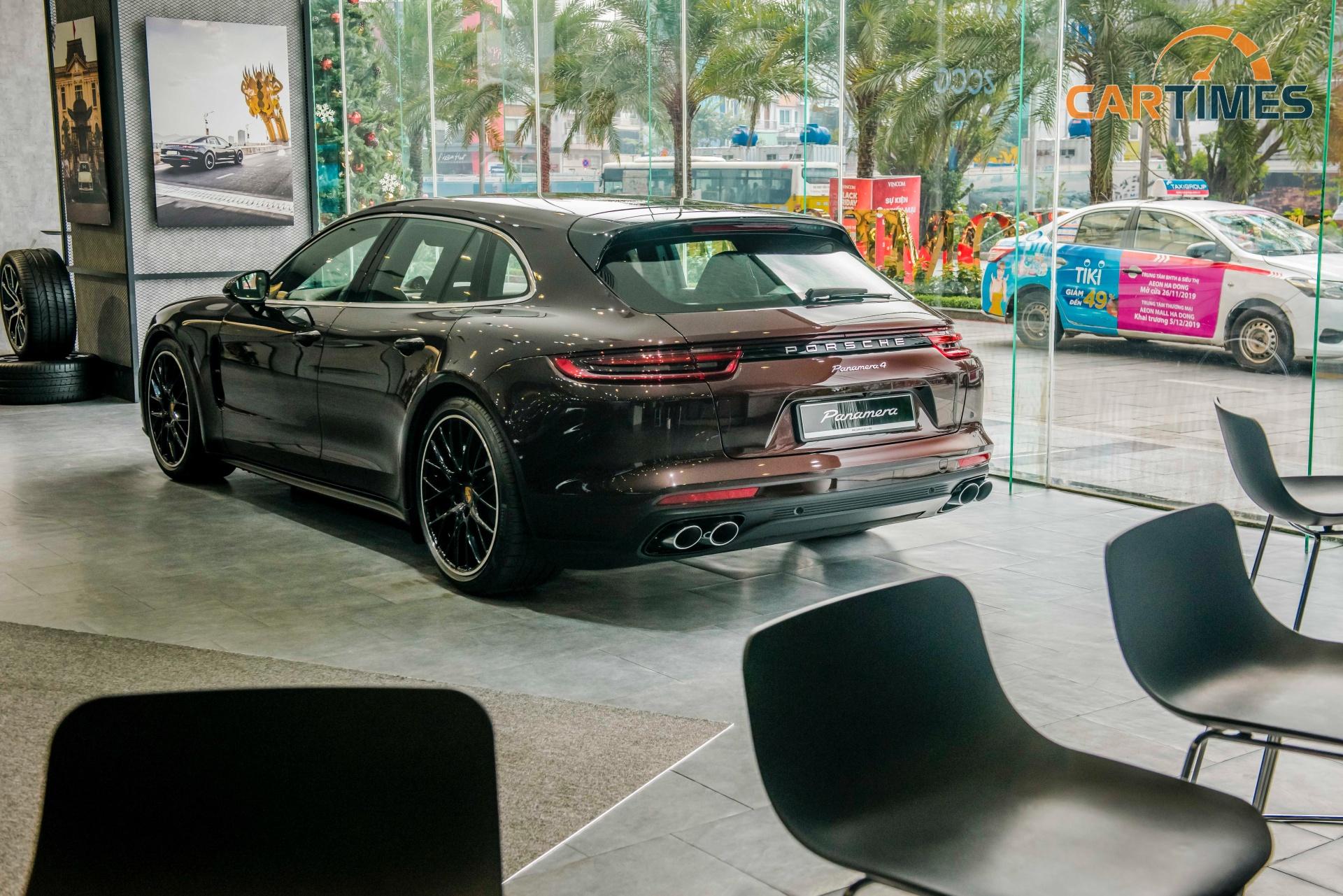Khám phá Porsche Panamera 4 Sport Turismo giá 6,6 tỷ đồng đầu tiên tại thị trường Việt Nam - Hình 2