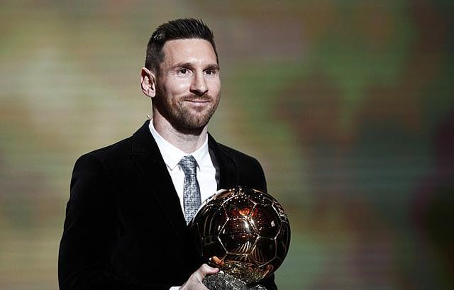 Messi đoạt Quả bóng vàng thứ 6: Xin chào nhà Vua! - Hình 1