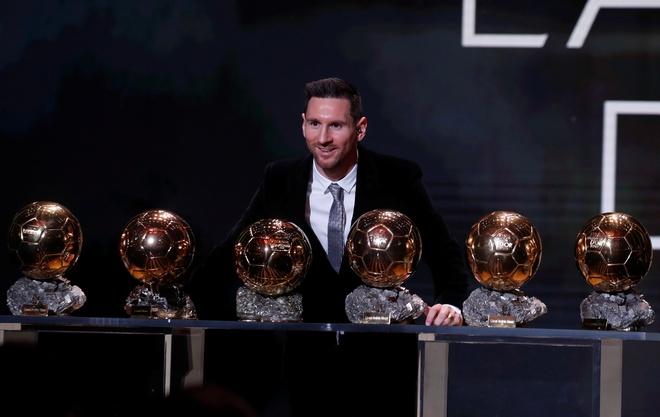 Messi nên có nhiều hơn Ronaldo 10 Quả bóng Vàng - Hình 1