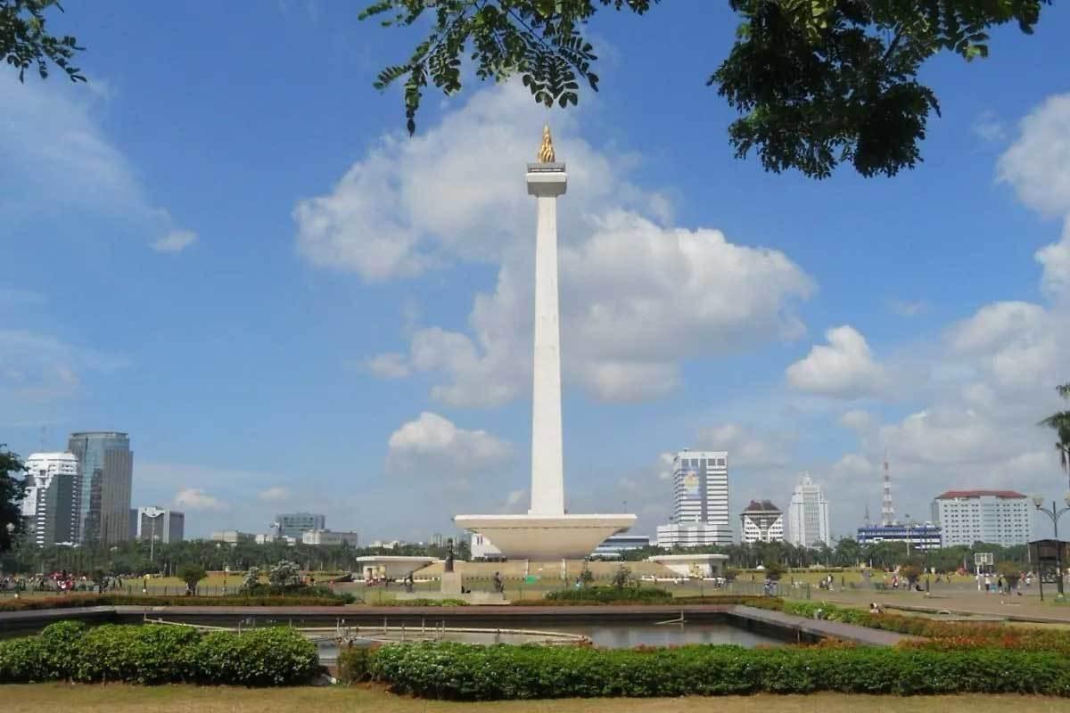 Nổ gần dinh Tổng thống Indonesia - Hình 2