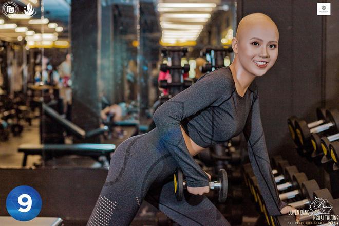 Nữ sinh Ngoại thương mắc ung thư vú lột xác đầy bất ngờ trong bộ ảnh Chung kết Duyên dáng Ngoại thương 2019 - Hình 2