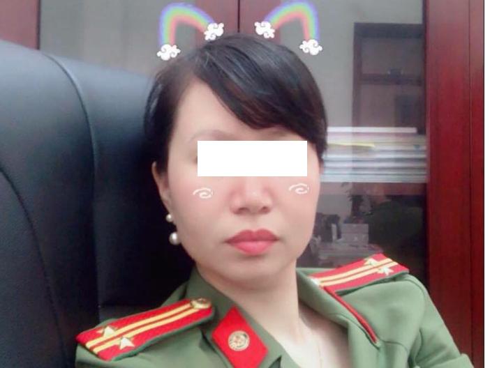 Nữ Trung tá Công an Thái Bình bị tố ăn quỵt tiền Taxi còn lớn tiếng đe dọa tài xế - Hình 7