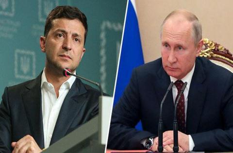 Ông Putin và ông Zelensky gặp nhau: Bàn về cái gì? - Hình 1