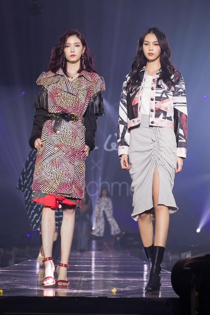 Phí Phương Anh là đại diện Việt duy nhất trình diễn tại Asia Fashion Awards - Hình 1