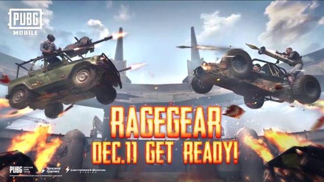 PUBG Mobile chuẩn bị bổ sung chế độ Rage Gear mới, hứa hẹn sẽ mang đến những màn đua xe nghẹt thờ - Hình 1