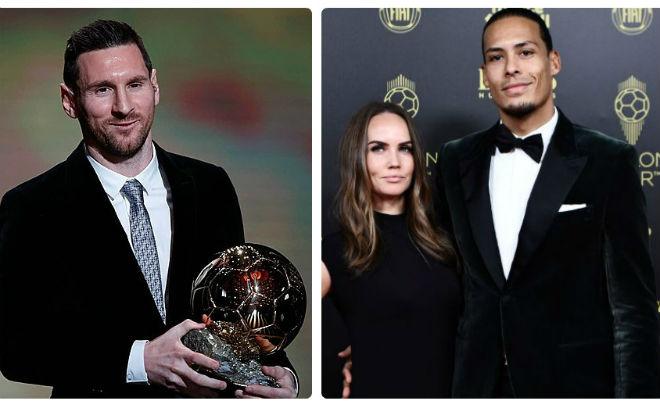 Quả bóng vàng 2019: Van Dijk tán dương Messi, bất ngờ cà khịa Ronaldo - Hình 1