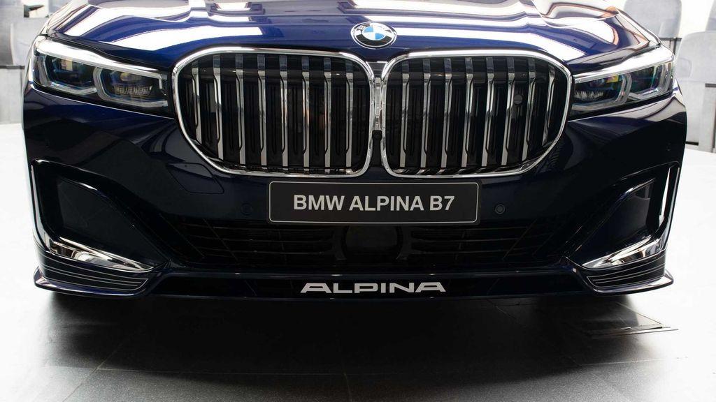 Sedan BMW Alpina B7 2020 cuốn hút mọi ánh nhìn tại Abu Dhabi - Hình 2