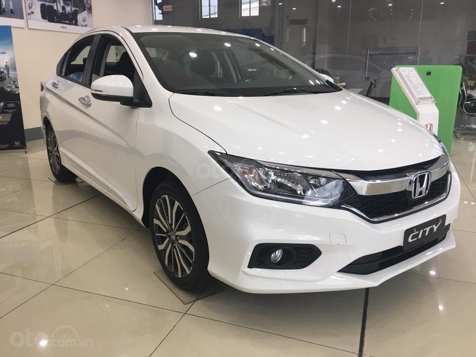 Thông số kỹ thuật xe Honda City 2020 mới nhất tại Việt Nam - Hình 1