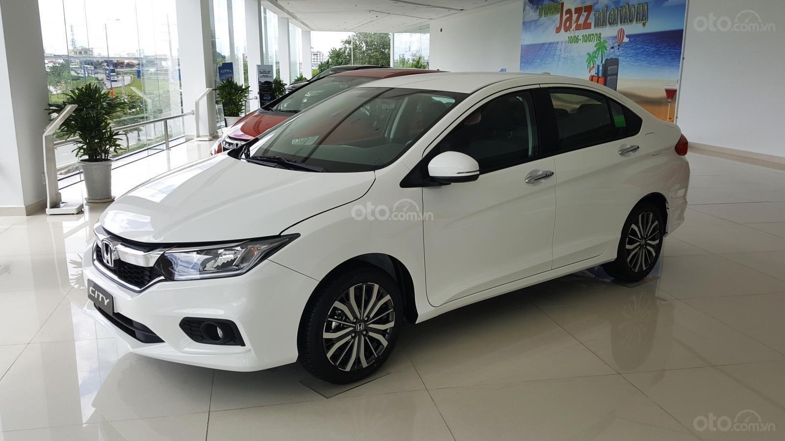 Thông số kỹ thuật xe Honda City 2020 mới nhất tại Việt Nam - Hình 2