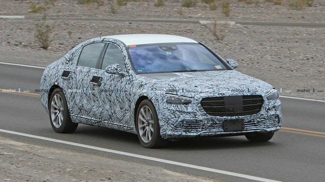 Tin vui: Mercedes-Benz S-Class sẽ không bỏ động cơ V12 - Hình 2