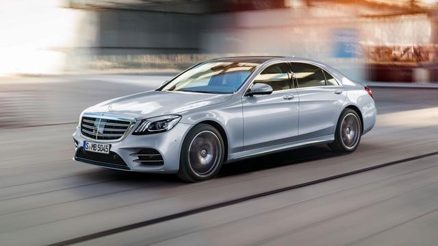 Tin vui: Mercedes-Benz S-Class sẽ không bỏ động cơ V12 - Hình 1