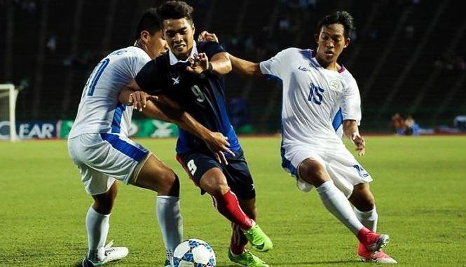 U22 Myanmar giành vé bán kết sau cuộc lội ngược dòng - Hình 1