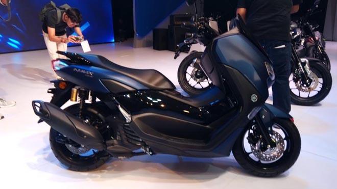 Yamaha Nmax 2020 chính thức ra mắt, giá từ 49 triệu đồng - Hình 1