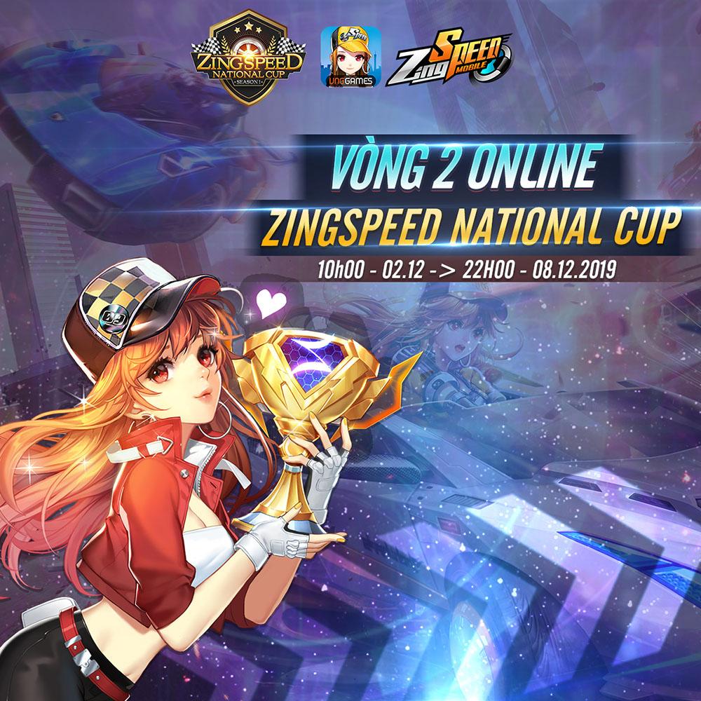 ZingSpeed National Cup Season 1 - Gay cấn trên từng cung đường - Hình 2