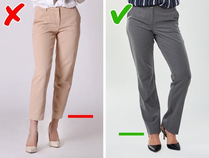 10 mẹo ăn gian chiều cao đáng kể cho cô nàng chân ngắn - Hình 2