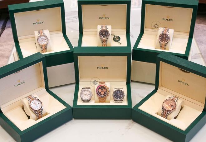 5 thương hiệu đồng hồ nổi tiếng thế giới có mặt tại Boss Luxury - Hình 1
