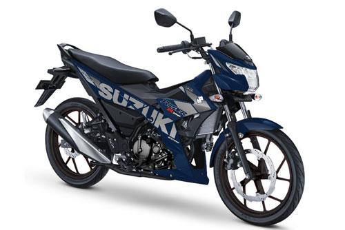 Bảng giá xe máy Suzuki tháng 12/2019: Giảm giá 'khủng', thêm sản phẩm mới - Hình 1