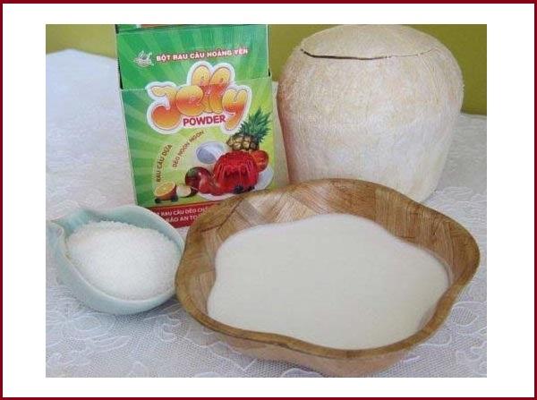 Cách làm thạch dừa đơn giản tại nhà ai cũng làm được - Hình 2