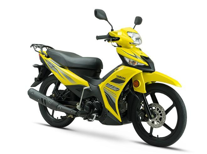 Đàn em của Yamaha Exciter 2019 giá chỉ 19 triệu quyết chiến Honda Wave Alpha, Wave RSX - Hình 1