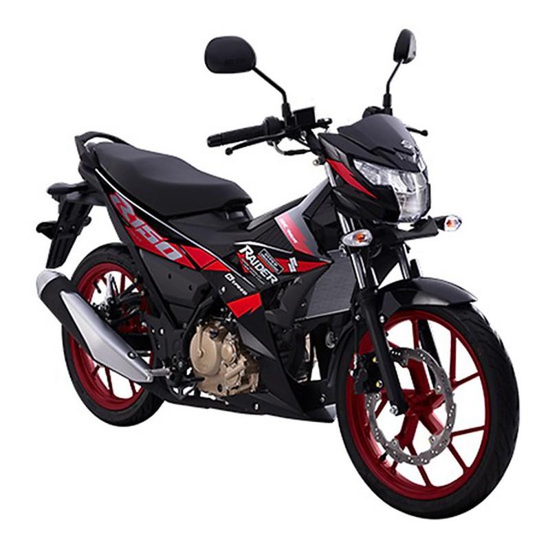 Đi xe máy tay côn nên chọn hãng xe Suzuki, Yamaha hay Honda? - Hình 1