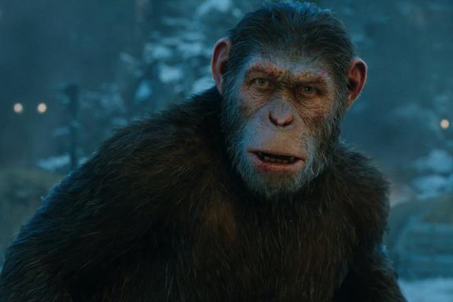 Disney làm tiếp loạt 'Hành tinh khỉ' - Hình 1