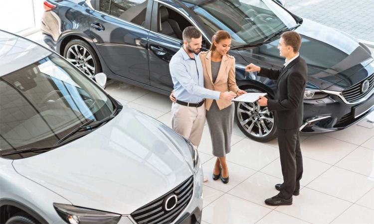 Giới trung lưu Mỹ ngày càng khó mua ôtô - Hình 1