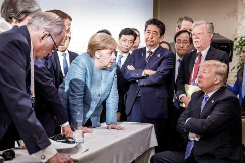 Luật hoá ngăn cản Nga dự hội nghị G-7, Washington sợ gì? - Hình 1