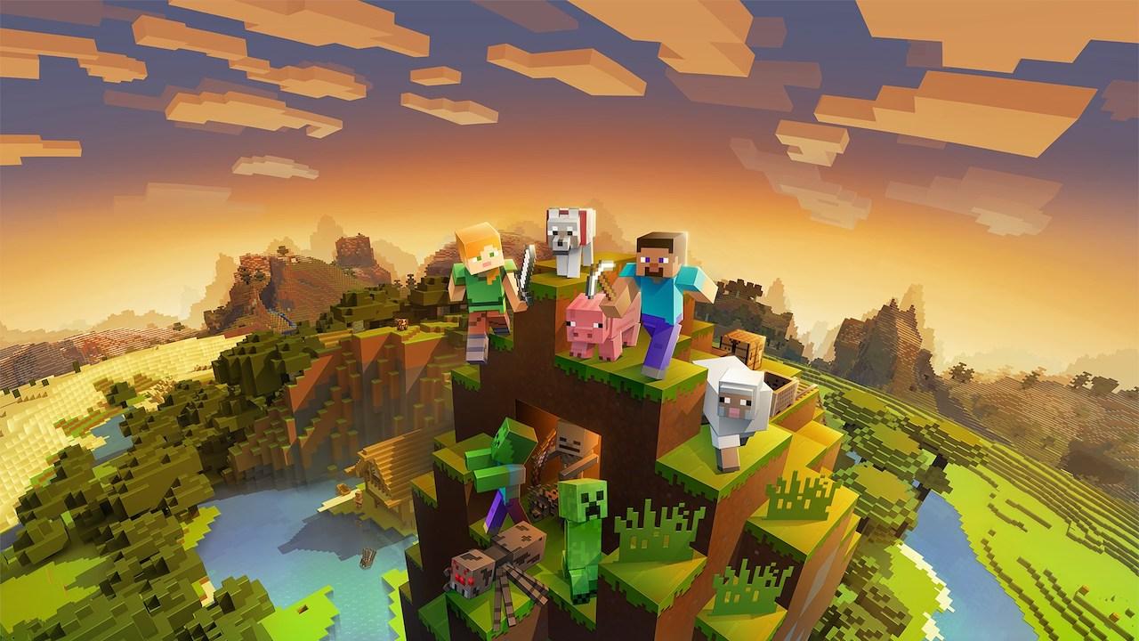 Minecraft thêm cơ hội tái ngộ game thủ xứ 'Kim Chi' - Hình 1
