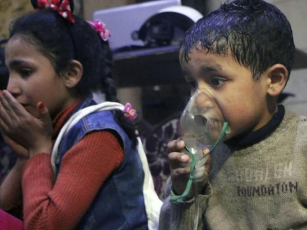 Nga cảnh báo sắp xảy ra một cuộc tấn công hóa học ở Syria - Hình 1