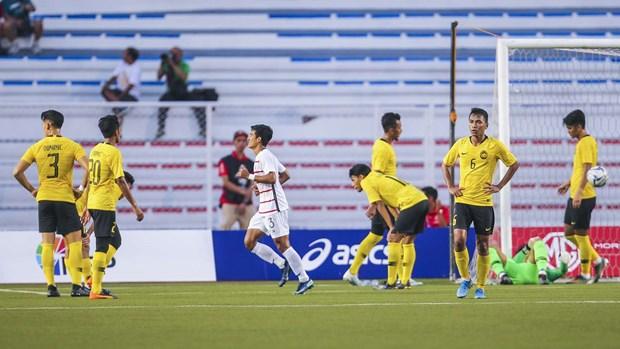 SEA Games 30: Thủ tướng Campuchia chúc mừng đội tuyển U22 vào bán kết - Hình 1