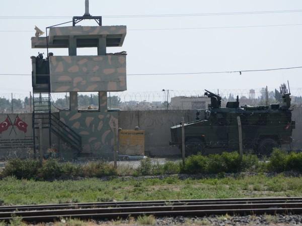 Thổ Nhĩ Kỳ thiết lập thêm 2 căn cứ quân sự mới ở Đông Bắc Syria - Hình 1