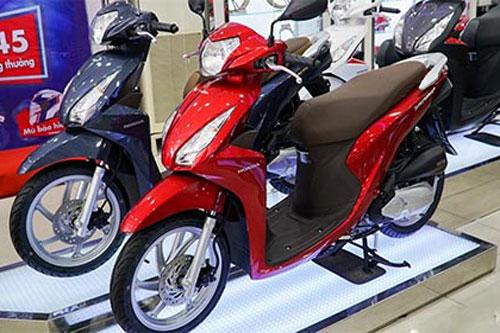 Honda Vision giảm giá sốc chưa từng thấy - Hình 1